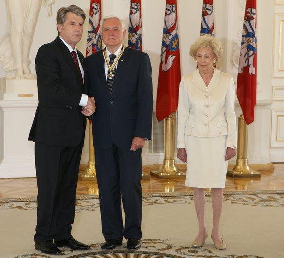 Lietuva tūkstantmečio jubiliejaus proga sulaukė būrio pačio aukščiausio rango užsienio svečių.