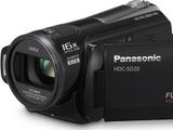 Gamintojo nuotr./Fimavimo kamera Panasonic HDC-SD20