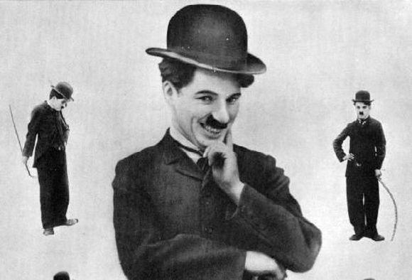 Charlie Chaplinas