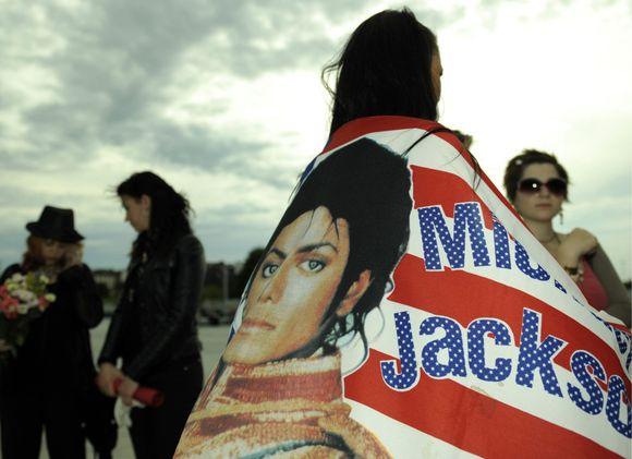 M.Jacksono gerbėjai