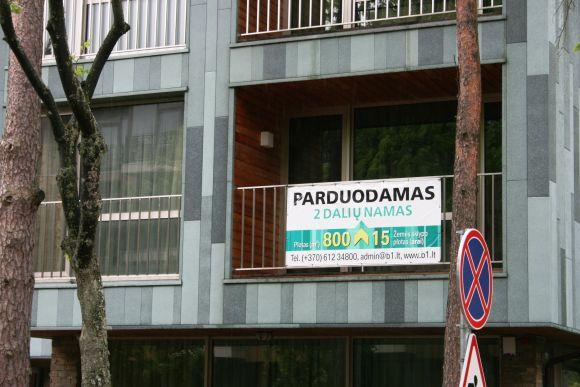 Ne tik Palanga, bet ir kiti pajūrio kurortai pilni panašių skelbimų.