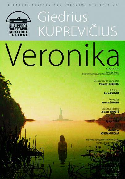 """Klaipėdoje statoma """"Veronika"""""""
