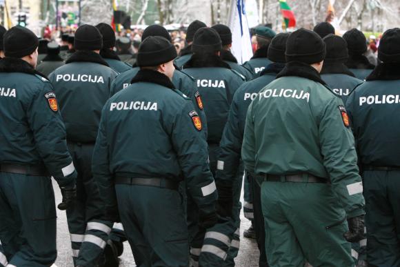 Policininkai bus mokomi pagal specialią programą.