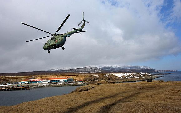 """Sraigtasparnis """"Mi-8"""""""