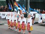 Aurelijos Kripaitės nuotr. /Festivalio oficialaus atidarymo akimirka.