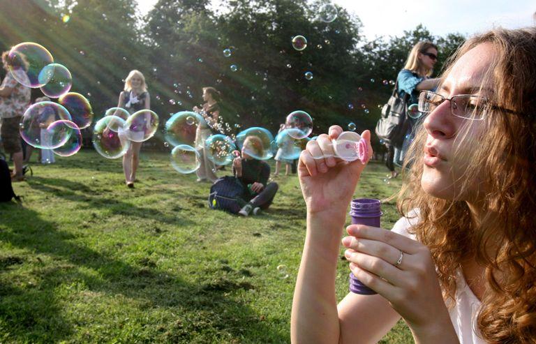 """Burbuliatoriaus"" akimirka"
