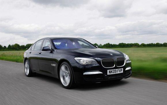 BMW-740d