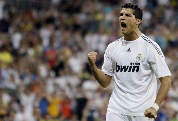 Naujuosiuose C.Ronaldo namuose yra net 7 miegamieji