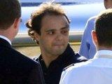 Reuters/Scanpix nuotr./Vira F.Massa kairės akies - randas