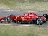 """Reuters""/""Scanpix"" nuotr./M.Schumacheris iki sugrįžimo galės treniruotis tik dvejų metų senumo ""Ferrari F2007"" bolidu"