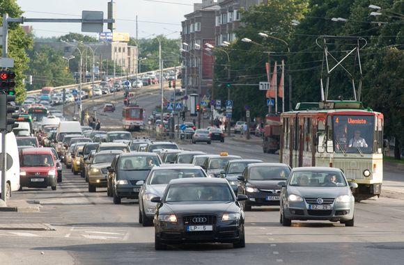 Estijos sostinė pasitinka vieną garsiausių popžvaigždžių