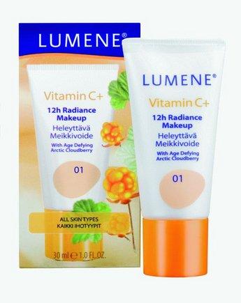 Lumene nuotr./Vitamin C + priemonės