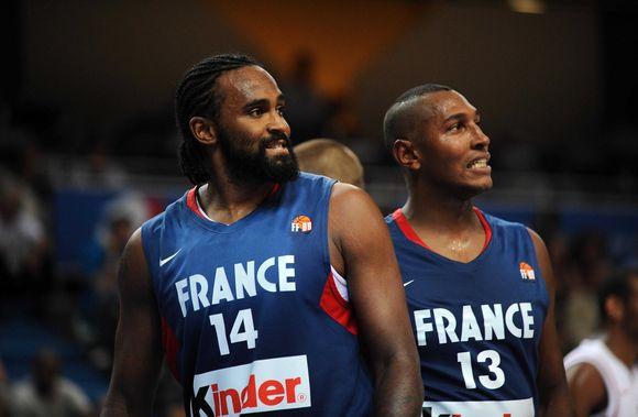 Prancūzai pergale pradėjo papildomą atrankos turnyrą