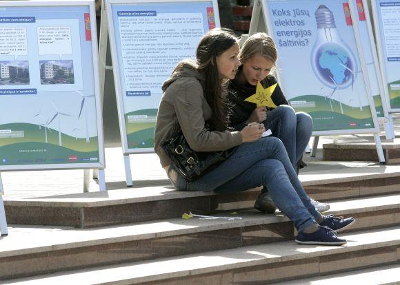 """Ekologiškas projektas """"Žaliosios europiečių atostogos"""" Palangoje vyks dvi savaites."""