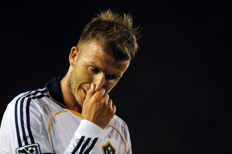 D.Beckhamas turi grįžti į Europą, jeigu nori vykti į pasaulio čempionatą.