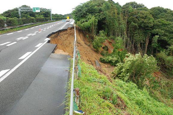 Žemės drebėjimas Japonijoje