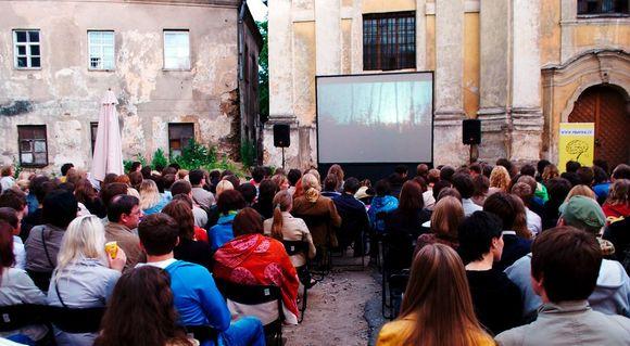 Filmų naktis jau vyko Vilniuje ir atkeliaus į Klaipėdą.