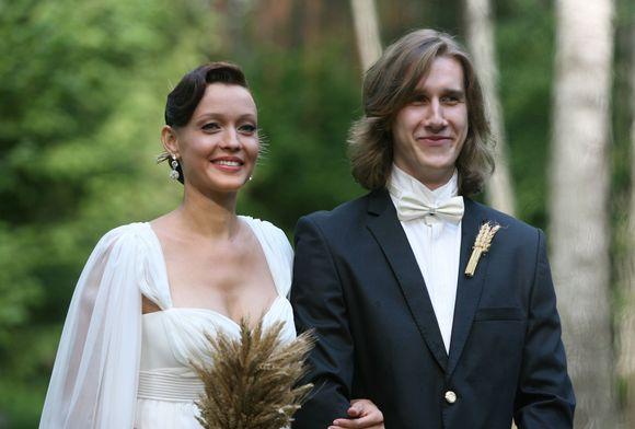 Aistės Jasaitytės ir Romano Čeburiako vestuvės