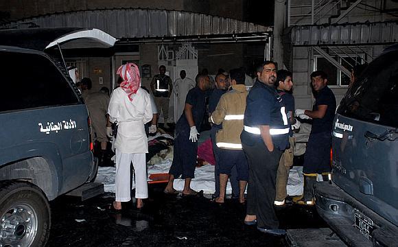 Mažiausiai 41 moteris ir vaikas žuvo per pragaištingą gaisrą.
