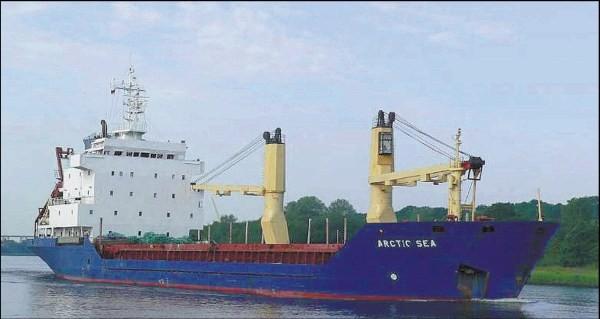 """""""Arctic Sea"""" ieško tarptautinės Rusijos ir NATO pajėgos."""