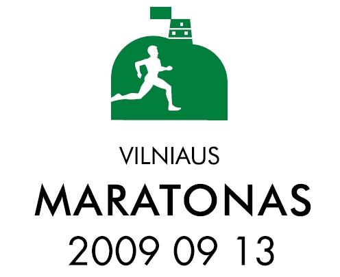 Vilniaus maratonas 2009