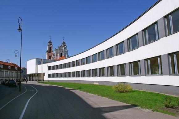 S.Nėries gimnazija