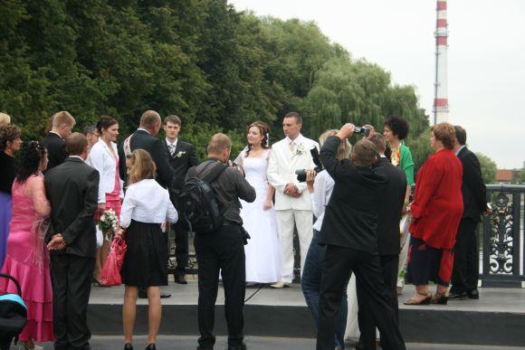 Klaipėdiečiai prašomi atsiųsti siūlymus, kuriose miesto vietose, būtų galima sutuokti poras.
