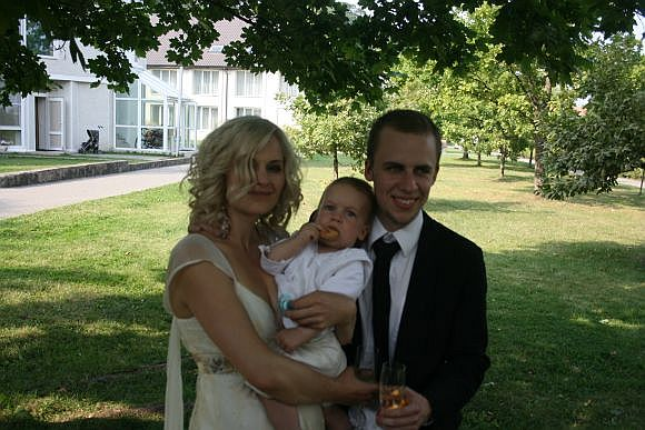 Jurgos Šeduikytės ir Vido Bareikio vestuvės