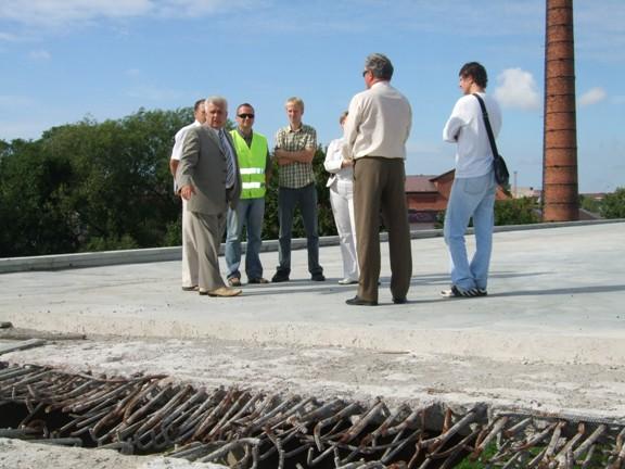 Mokyklos gatvėje esantis tiltas bus atidarytas rugsėjo 1-ąją.
