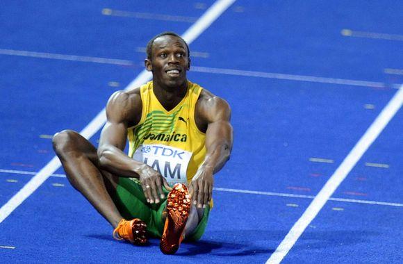 U.Boltas norėtų takelį iškeisti į šuoliaduobę