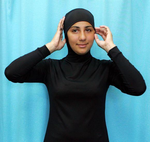 Musulmonių maudymosi kostiumas (burkini)
