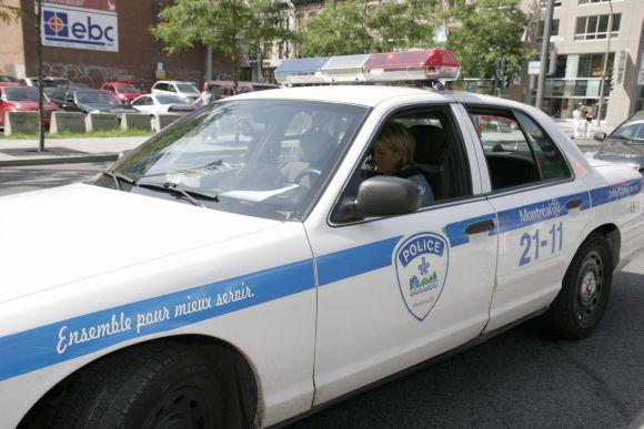 Kanados policija