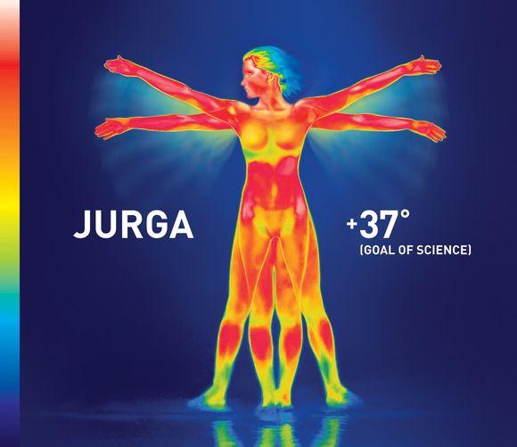 "albumo ""+37° (Goal of Science)"" viršelis"