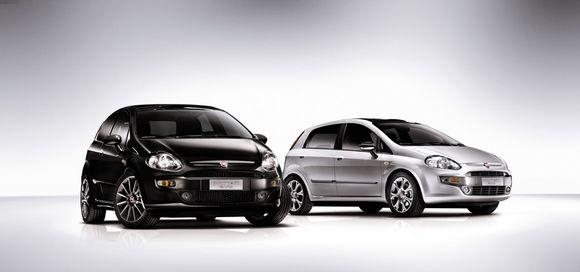 """Fiat Grande Punto"" evoliucionuoja į ""Fiat Punto Evo"""