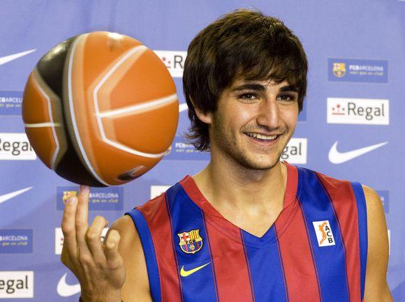 """R.Rubio viliojo ir """"Real"""", tačiau jis pasirinko """"Barcelona"""""""