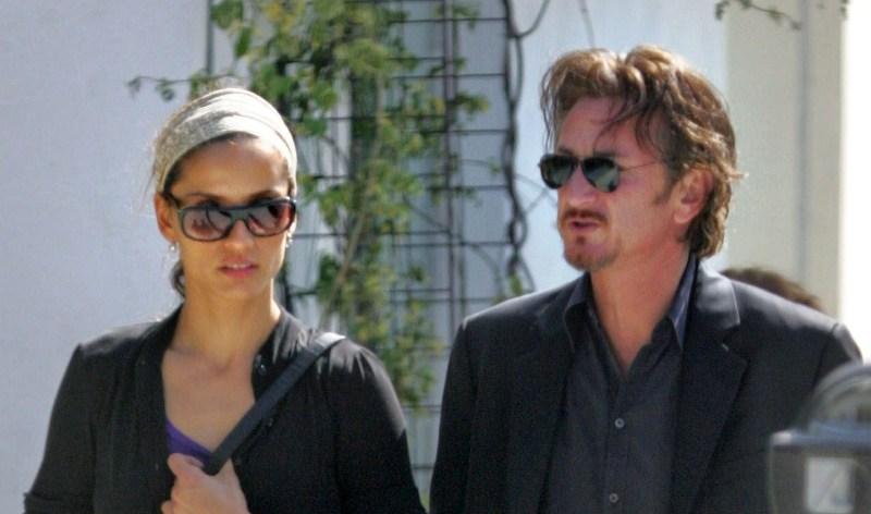 Foto naujienai: Seanas Pennas. Skyrybų priežastis – kita moteris?