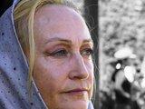 """V.Ivinsko nuotr./ """"Sidabrinės gervės"""" apdovanojimuose geriausia metų antro plano aktore tapo """"Duburyje"""" vaidinusi aktorė Jūratė Onaitytė."""