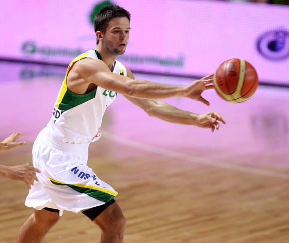 M.Kalnietis nepraleis Europos čempionato starto
