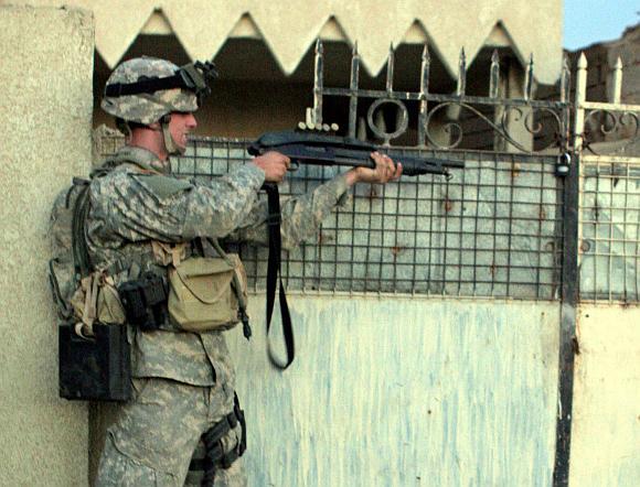 Stevenas Greenas Irake