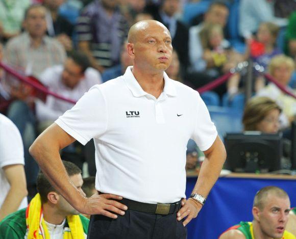 Treneris R.Butautas