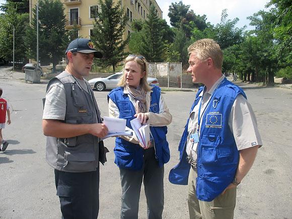 Rimantas Steponavičius (kairėje)