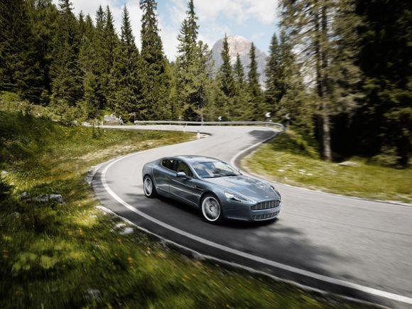 """Aston Martin Rapide"""