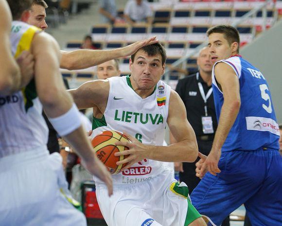 Serbijos ir Lietuvos dvikova