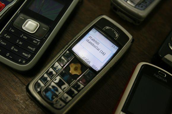 Tikimybė susidurti su telefonų vagimis Lietuvoje gana didelė.