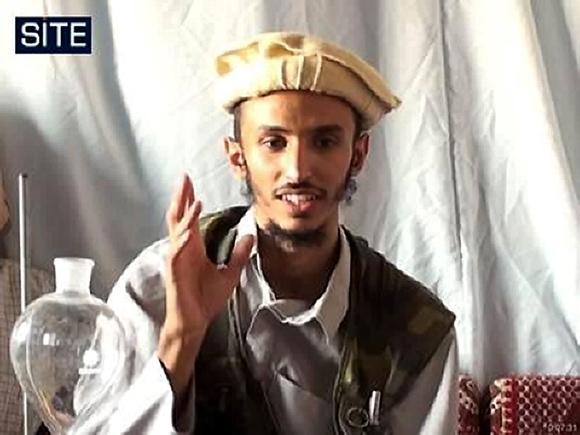 Teroristas Abdullah Hassanas Tali al-Asiris.