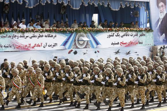 Irano kariai