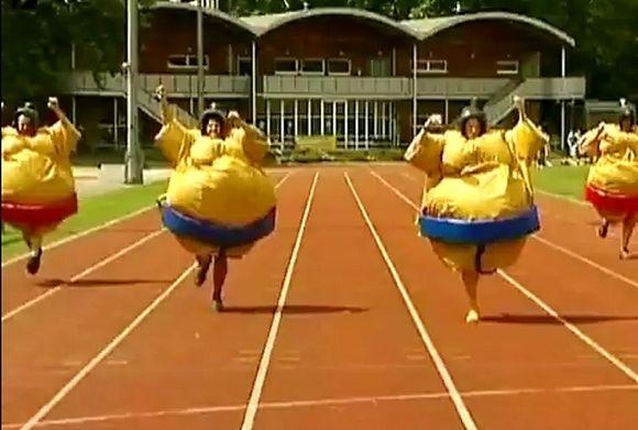 Kitokios lengvosios atletikos varžybos