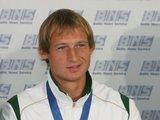 """Juliaus Kalinsko/""""15 minučių"""" nuotr./Mindaugas Griškonis Europos irklavimo čempionato nugalėtojas"""
