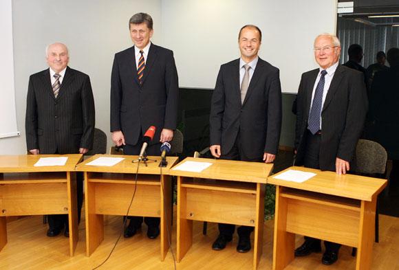 Universitetų vadovai