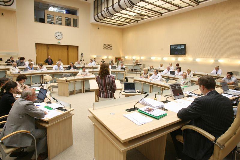 Kauno miesto savivaldybės tarybos posėdis